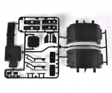 R-Parts Exhaust/Fender 56305