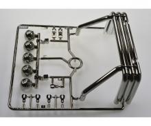 K-Parts roll bar 58372