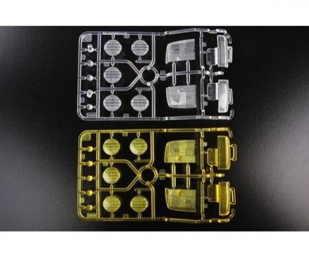 P-Teile Gläser Klar/Gelb-Klar 58372