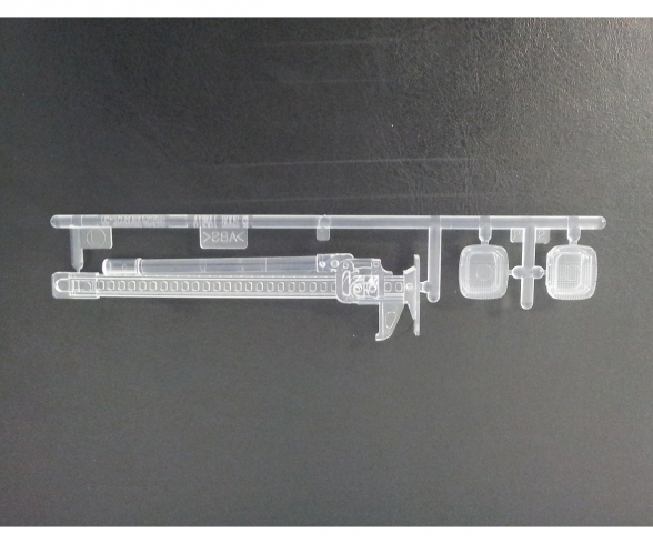 L-Parts clear for 58429