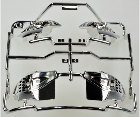 J-Teile Reflektoren Subaru Impreza 2008