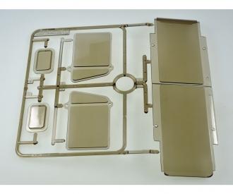 T-Teile Fenster/Scheiben Globe Liner