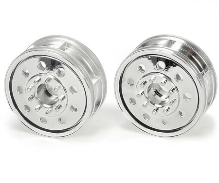 1:14 U Parts US Truck front wheels (2)
