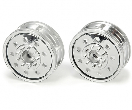 1:14 U Parts US Truck front wheels (2)