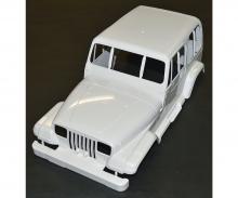 Karosserie Jeep Wrangler 58429 ABS