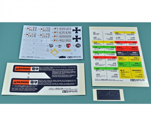 Decal Bag for 56020