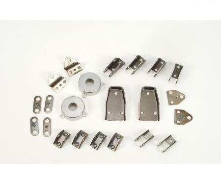 Metallteile-Beutel A Vorderachse 56301