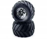 Front Tire & Wheel(2) for58242