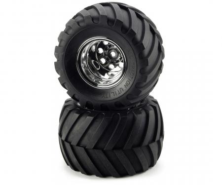 Rear Tire & Wheel (2) for58242