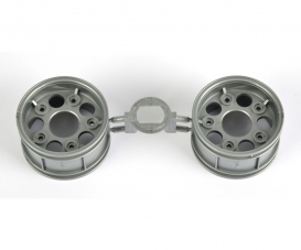 Porsche 911 RSR Re.Wheel silv. 30mm (2)