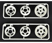 F-Teile 3tlg. Felgen vorne (2) 58441/452