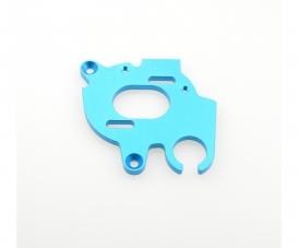 TD4 Alum. Motor Plate (blue) 58696