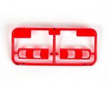 BB Parts Clear Red Parts MB Actros 56335