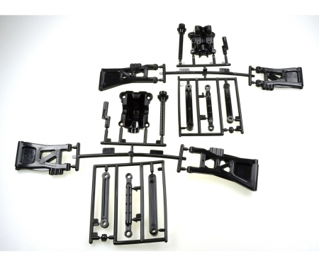 TT02B C Parts Suspension Arms/Body Mount