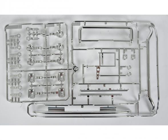 EE/CC Parts Light bar roof/bumper 56348
