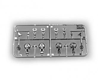 CC-Teile Chrom Anbauteile FH16 56360