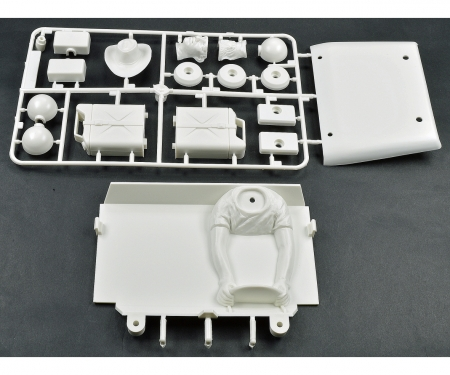 Holiday Buggy A-Parts Roof 58470
