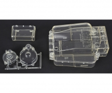A-Parts A1-2 Gearbox Cover 58411/452