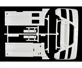 H-PartsFront Bumper/Side Guard 56325