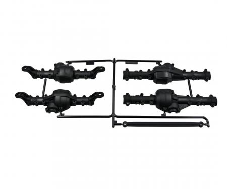 CC-02 B-Teile Differenzialgehäuse v/h