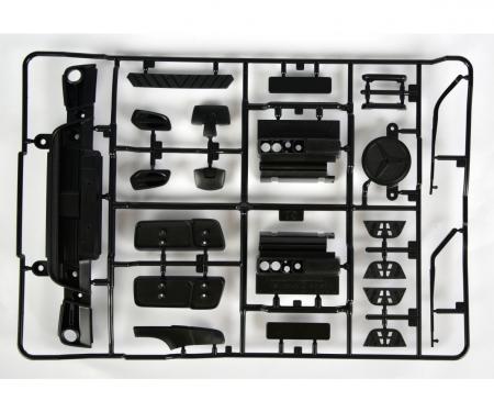 R Parts Fr.intake grille MB Actros 56335