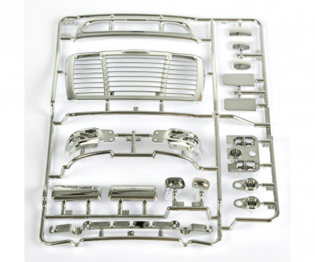 M Parts Radiator grill/Light cases 56340