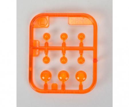 L-Teile Glaseinsatz Orange Grand Hauler