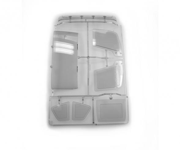 S-Parts Bag(S) Clear Parts : 56360