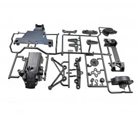 TD4 K Parts Steering arm/Post 58696