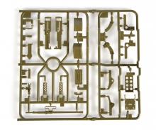 V/W-Parts Machine Gun w/Mount 56014/16