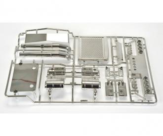Q-Parts Radiator grill Grand Hauler