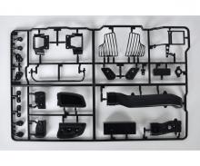 T Parts Air intake MB Arocs / 56352