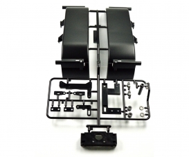 X-Teile Kotflügel hinten Kipper 56357