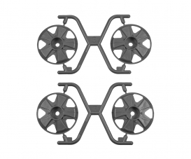 Porsche 911 RSR Wheel Cap (2)