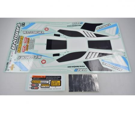 Sticker Set Neo Scorcher 58568