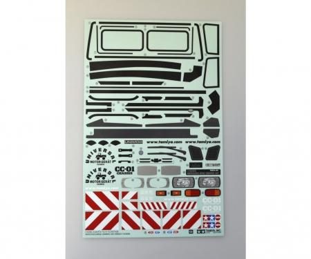 Sticker MB Unimog 425 58609