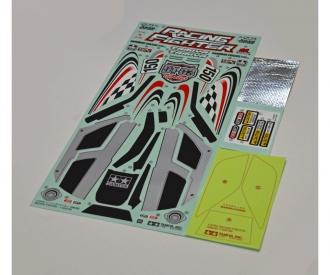 Sticker Racing Fighter 58628
