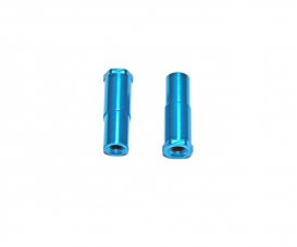 (AP)STEERING POST(BLUE)(2pcs.) :58681