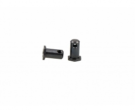 TD4 Ball Post Steering (2) (black) 58696