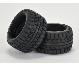 DT-03T Truggy Tires (2) Aqroshot