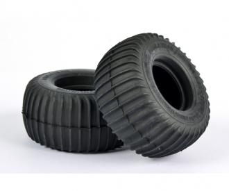 Sand-Paddle-Reifen hinten (2) 58441/452