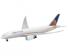 United Airlines, B-787-8 1:600