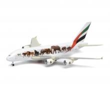 Emirates, A380-800, 1:600