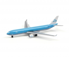 KLM, Airbus A330-300, 1:600