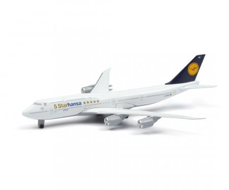 """Lufthansa """"5 Starhansa"""", B-747-8 1:600"""