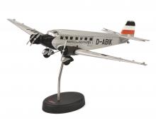 Junkers Ju 52/3m, silver 1:72