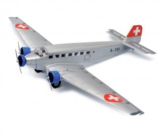 Junkers Ju 52/3m, silber 1:72