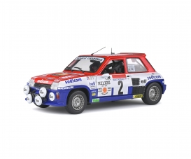 1:18 Renault 5 Turbo red #2