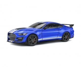 1:18 Ford Mustang GT 500 blau