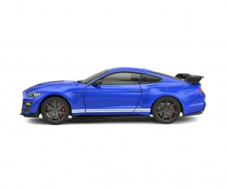 1:18 Ford Mustang GT 500 blue
